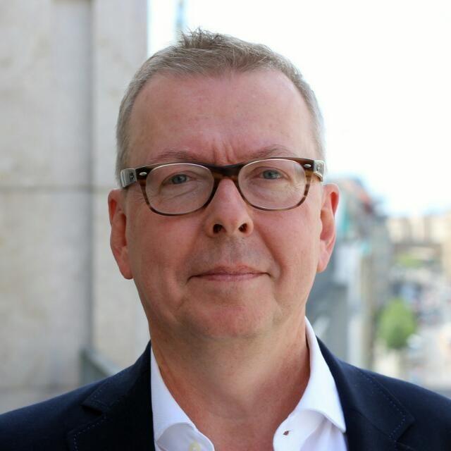 Dozent Volker Heins